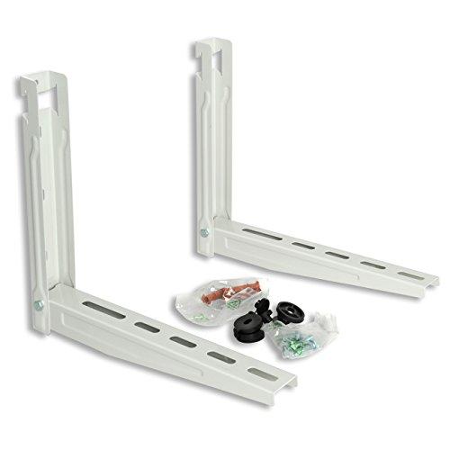 🥇 La ventilación epss420-y epss420Soporte universal de pared para unidad exterior Aire Acondicionado 420x 400mm