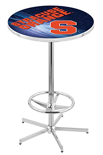 Holland Bar Stool L216C Syracuse University Licensed Pub Table, 36