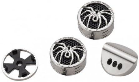 Soundstream TWS.4 1-Inch Aluminum Tantalum Dome Tweeter Set of 2