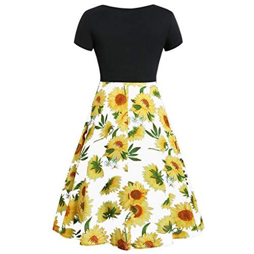 Nadition Women Fashion Solid Twist Short Sleeve Cami Sexy Spaghetti Strappy Flower Pleat Dress with Crop T-Shirt