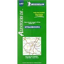 Michelin Strasbourg Map No. 3067