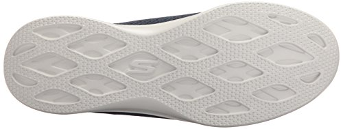 Skechers Performance Donna Andare Passo Lite Slip-on Walking Navy / Grigio