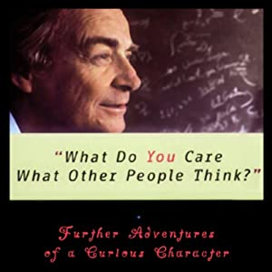 What Do You Care What Other People Think? Hörbuch