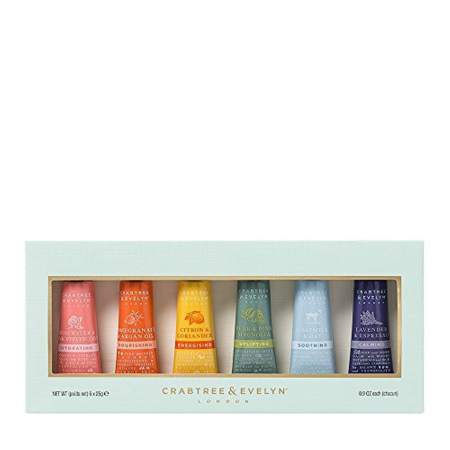 教神の宿クラブツリー&イヴリン Limited Edition Hand Therapy Gift Set 6x25ml/0.86oz並行輸入品