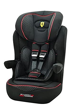 Wonderful Team Tex Baby Car Seat I Max Sp Ferrari Luxe Black (927954) By