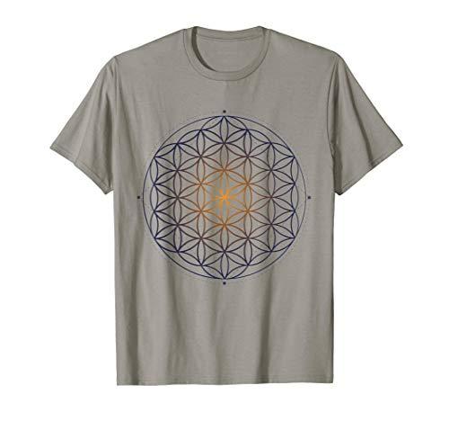 Sacred Geometry Flower of Life shirt. Flower of Life t shirt