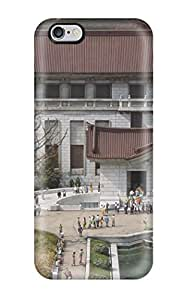 John B Coles's Shop 2015 0FD9NVYAYHDIFFAC Tpu Case Cover Compatible For Iphone 6 Plus/ Hot Case/ Japanese Architecture