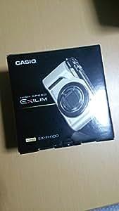 Casio  Exilim EX-FH100 - Cámara Digital Compacta 10.62 MP - Plata