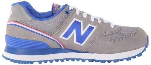 New Balance Wl574S B 14E - Zapatillas Grey/Blue