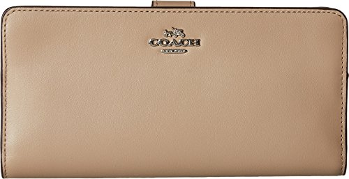 coach-womens-madison-leather-skinny-wallet-sv-stone-clutch