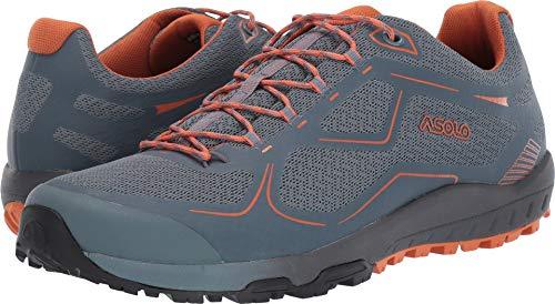 - Asolo Flyer Hiking Shoe - Men's Goblin Blue, 12.0
