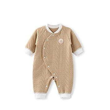 HAIMING-sleeping bag Saco De Dormir Pierna Dividida Mono De Bebe Pijamas De Bebe-Baby Onesies Otoño Ropa Recién Nacida Algodón Mangas Largas: Amazon.es: ...