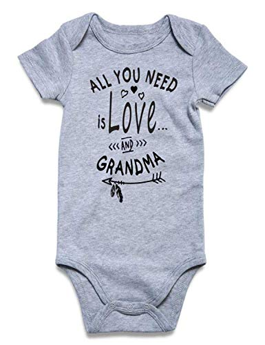 Loveternal Neutral Newborn Layette Rompers product image