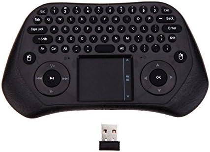 Measy GP800 de mano portátil Ultra Mini QWERTY Touchpad 79 de teclas de mando a distancia