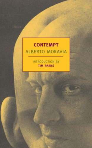 book cover of Contempt