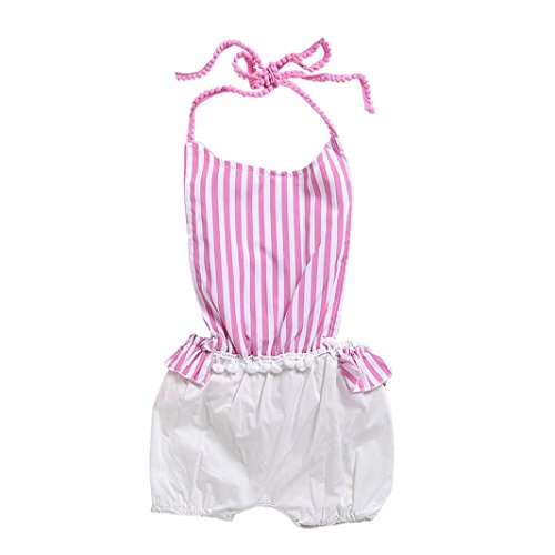 [100% cotton]baby cotton vests sling clothes shorts three piece set - 5