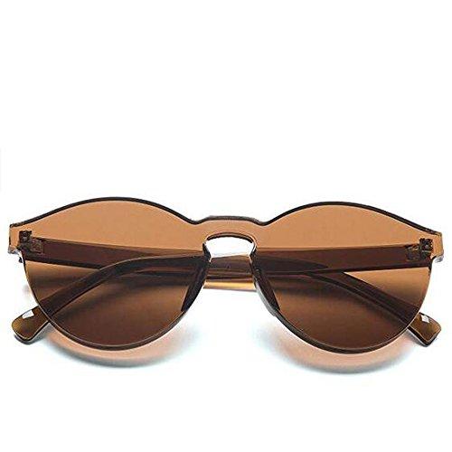 La Color Las De del Boundless Gafas Visten ANLW De Límites Las Gafas C6 C3 del Sin Sol Marca De Gafas Caramelo Nuevas De Sol De Fábrica De Las xBxvgqO8