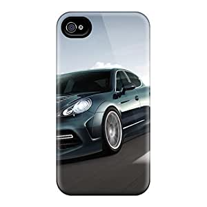 4/4s Scratch-proof Protection Cases Covers For Iphone/ Hot Mansory Porsche Panamera 2 Phone Cases