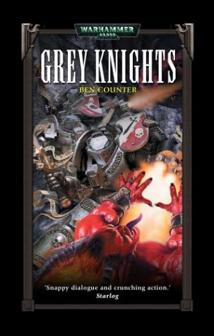 book cover of Grey Knights