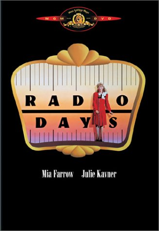 Radio Days (Woody Allen Dvd)
