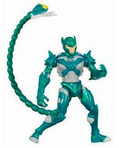 (Spider-Man Movie Classic 2 Poison Blast Scorpian with Water Shooting Tail)