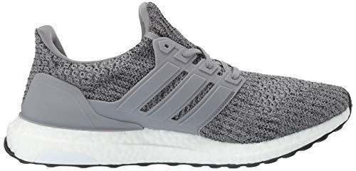 adidas Men's Ultraboost, Grey/Black, 4.5 M US by adidas (Image #7)