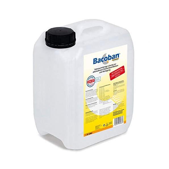 BACOBAN-Langzeit-Flchendesinfektion-wasserbasiert-Fertiglsung-5-Liter-Desinfektion-gegen-Viren-und-Baterien