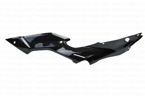 Ducati Streetfighter / S / 848 Underseat Under Tank Side Fairing Panel Trim Cover Set Carbon Fiber Fibre