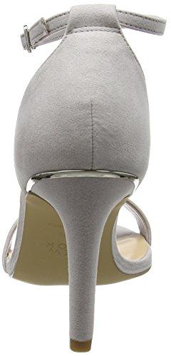 New Look Sensible - Tacones Mujer Gris (Light Grey)