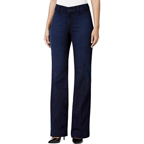 NYDJ Women's Teresa Modern Trouser Jeans In Future Fit Denim, Paris Nights, 2
