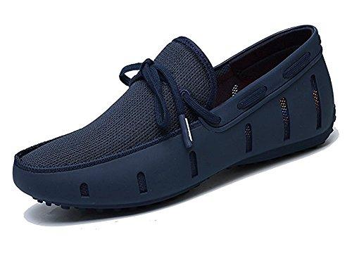Go Tour Mens Fashion Casual Boat Shoes ()