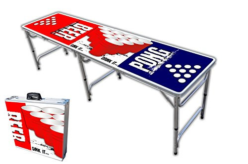 beer pong tables with speakers - 8