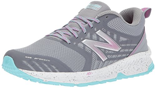 cheap sale new sale sast New Balance Women's Nitrel v1 FuelCore Trail Running Shoe Steel get authentic cheap price sale manchester great sale CWn2GeDyR