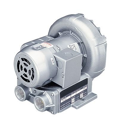 Gast R3105-1 Regenerative Blower, 53 cfm, 115/230 VAC by Cole-Parmer (Image #1)