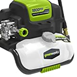 Greenworks GPW1800 Electric Pressure Washer 1800