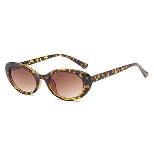 Soleil Classique Unisexe Adultes Lunettes De Look Style junkai C2 Mode Nouvelle UV400 Ovale Plein Lunettes Rétro Vintage Vintage vqZpgzfw