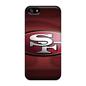 New Arrival San Francisco 49ers VWt1402VEcu Cases Covers/ 5/5s Iphone Cases