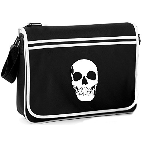 Skull - Retro Shoulder Bag