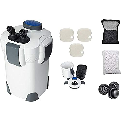 SunSun HW-302 265GPH Pro Canister Filter Kit