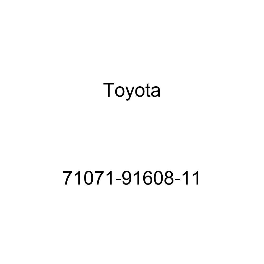 TOYOTA Genuine 71071-91608-11 Seat Cushion Cover