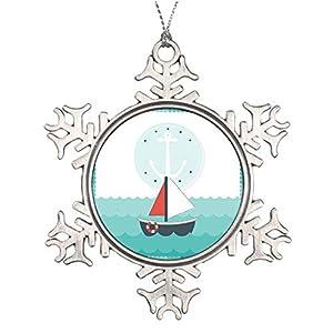 41E6FEEFCdL._SS300_ Best Anchor Christmas Ornaments
