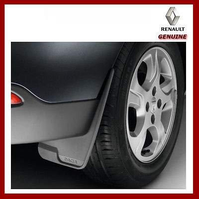 Genuine Dacia Duster /& Sandero Front /& Rear Universal Mud Flaps//Guards New!