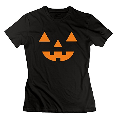 Mlb Halloween Costumes - SUSS Women's LANTERN PUMPKIN Halloween T-shirts