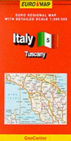 Italy: Tuscany No. 5 (GeoCenter Euro ()