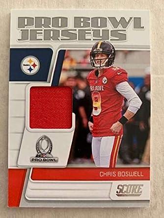 separation shoes 33cf3 1294d Amazon.com: 2019 Score Pro Bowl Jersey Football #16 Chris ...