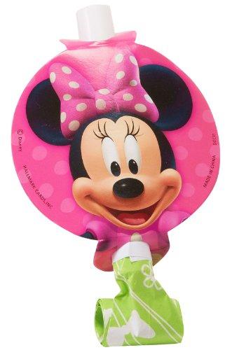- Minnie Mouse 'Bow-Tique' Blowouts/ Favors (8ct)