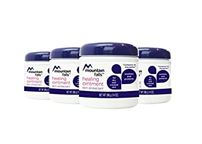 Mountain Falls Healing Ointment, 14 Ounce (Pack of 4)