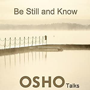 Be Still and Know Speech