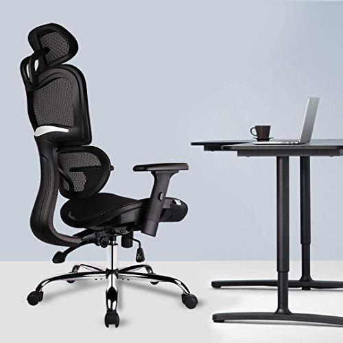SMUGCHAIR Ergonomic Mesh Chair