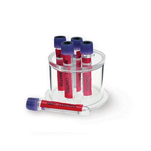 Hematology Control Vial Rack 3.5